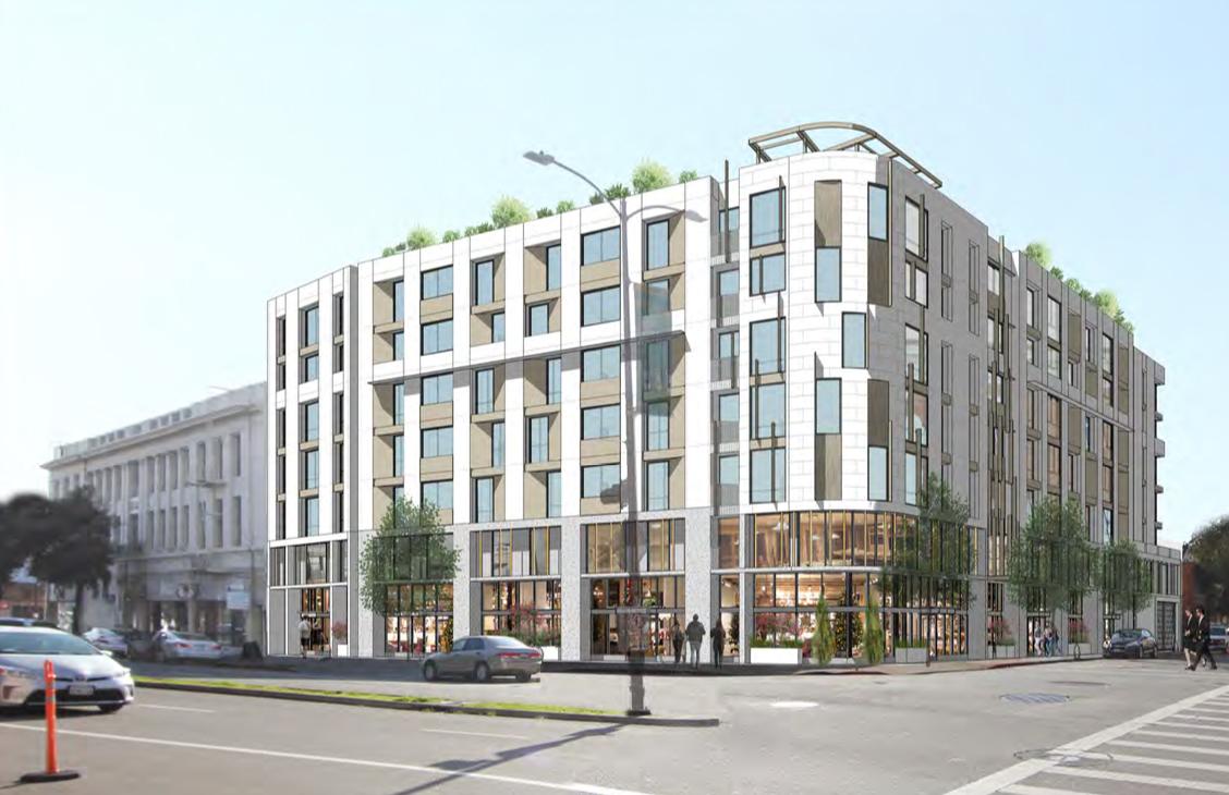2176 Kittredge. Image: Kava Massih Architects