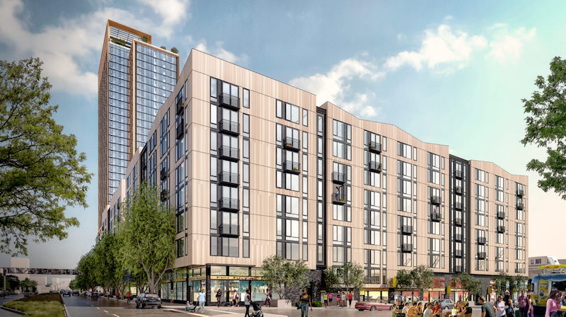 Proposed housing development at 500 Kirkham in Oakland