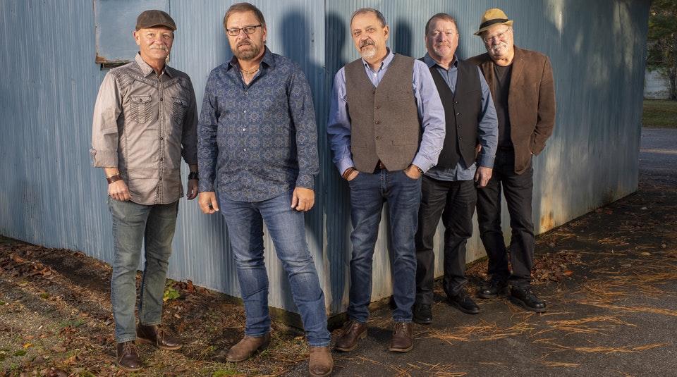 Progressive bluegrass group The Seldom Scene