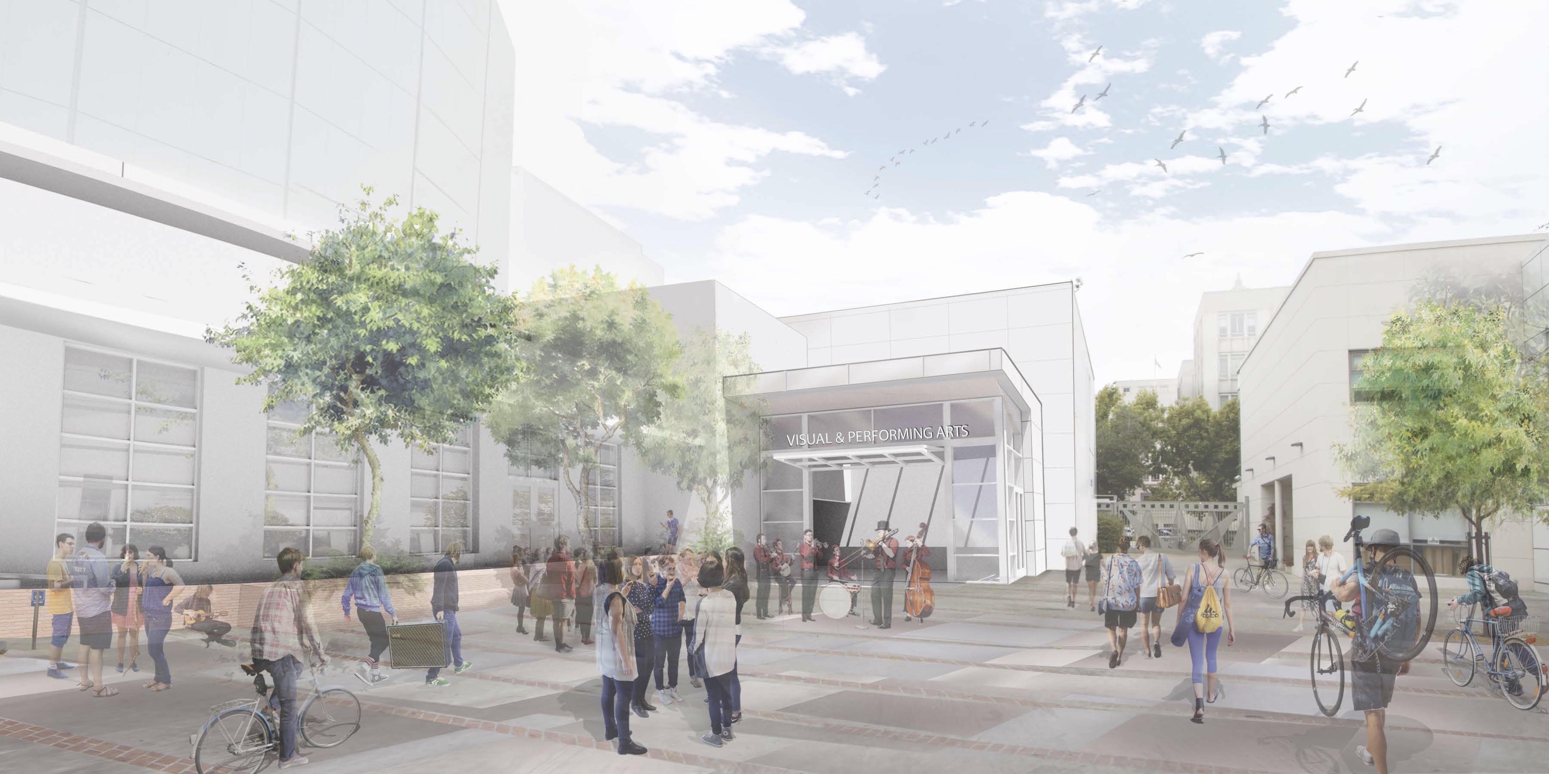 Berkeley High School renovations